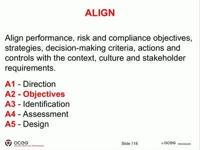 GRCF v3.0 #9 Objectives