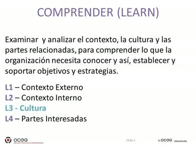 6. Componente Comprender   Cultura