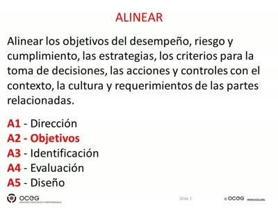 9. Componente Alinear   Objetivos