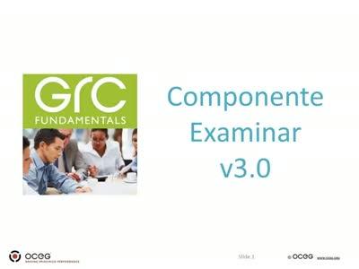 21. Componente Examinar   Monitoreo