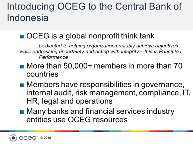 OCEG.Introduction.Bank of_Indonesia