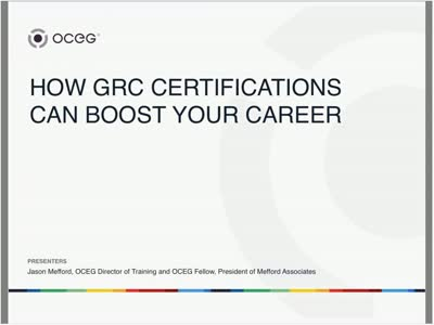 How GRC Certifications Can Boost Your Career